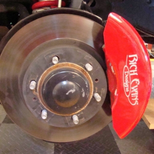 rich evans caliper covers