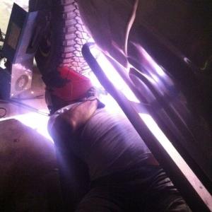 Doug's welding again