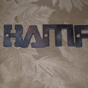 BAMF Badge