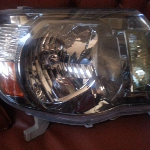2011 taco trd sport oem headlights