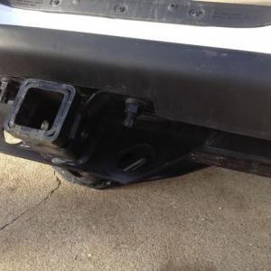 Stock Rear Bumper 4