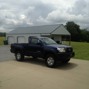 Longspur 2007 Single Cab 4x4