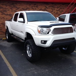 2012 six inch rough country