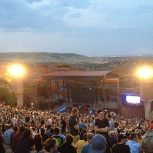 Saw Queens of the Stone Age at Red Rocks last night. Awesome show!