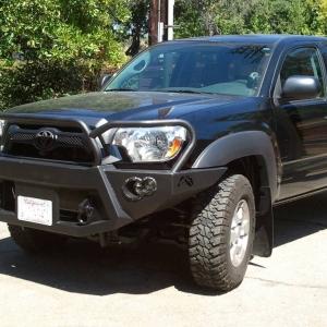 new bumper 8/21/2013