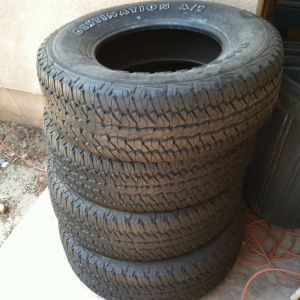 285-70-17 Firestone destination A/T