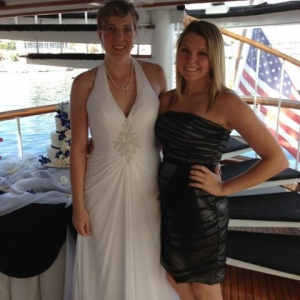 Lenie and Rachel