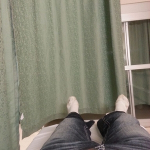 My view this mornin... happy Labour day everyone. Yay for being in the E.R.