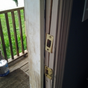 Broken Door Frame1