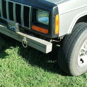 Stokes Meet - Jeep Fail