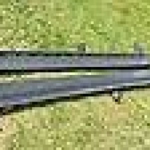 OEM running boards for double cab Tacoma