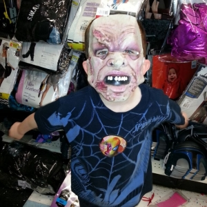 Zombie Kid Android> Apple