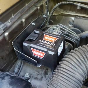 M8000 Control Box Mount DIY