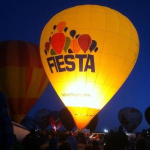 Balloon Fiesta starts today.