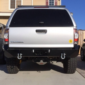 All Pro Off-Road Bumpers