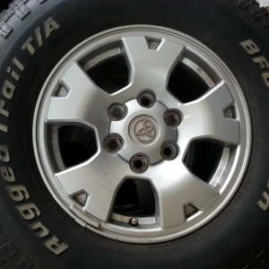 For Sale: OEM Offroad Wheels & Tires1