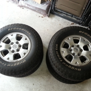 For Sale: OEM Offroad Wheels & Tires2