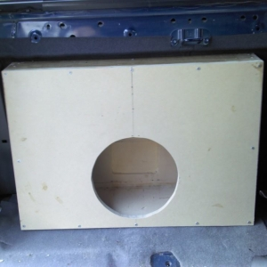 sub box build