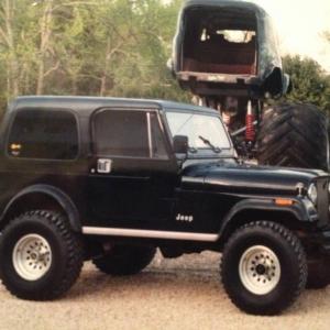 My '86 CJ7