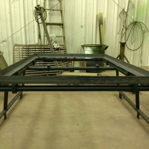 AnB Bed Rack