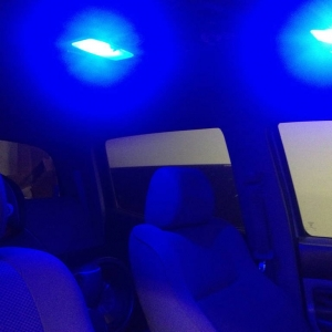 More LEDs