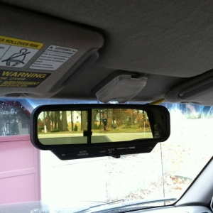 Gentex Electrochromic Auto Dimming Mirror