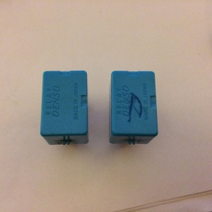 Toyota relays From Toyota: $70 each eBay: $24 shipped for both :cool: