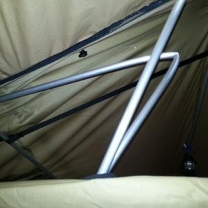 CVT tent damage