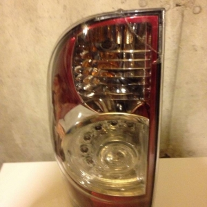 Drivers side 2012 Tacoma tail light lensee