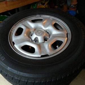 Steel Wheels for Sale