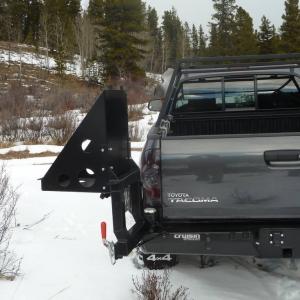 cruisin offroad rear bumper