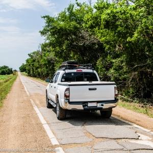 Sidewalk Highway (Ribbon Road) OK 66