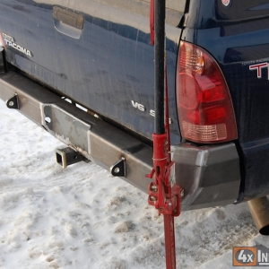 4X Innovations rear Bumper