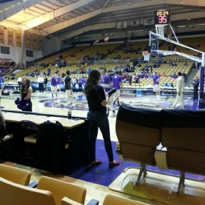 Good ole JMU basketball