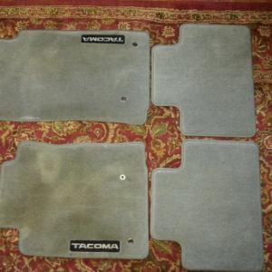 OEM Floor mats