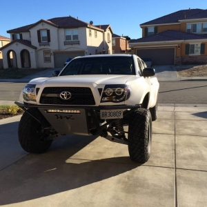 New Tacoma, after 2 years