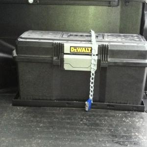 Tool Box Mount