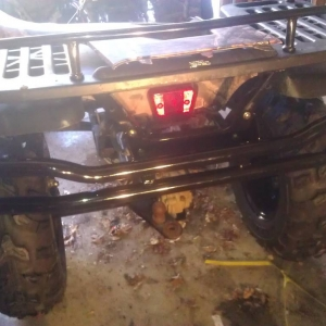 Installed Bumper