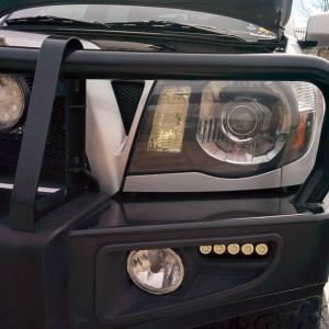 V3 LED outside