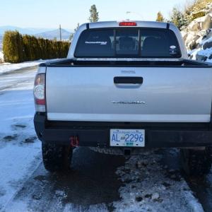 4X Innovations Rear bumper