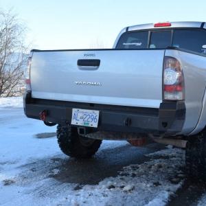 4X Innovations rear Bumper #2