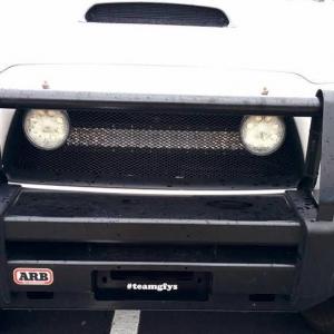 Rigid Industries Dually ARB bumper