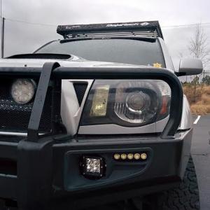 Rigid Industries Tacoma ARB LED