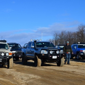 6th Fj Northeaster run