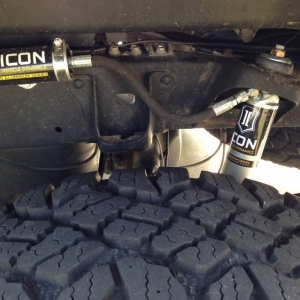Icon & All-Pro Suspension Lift