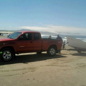 Tacoma and Double Ended Dory