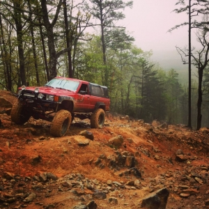From earlier today with wrmathis and bkirkner at Uwharrie