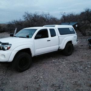 Arizona trail march 2014