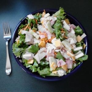 Big salad ala Elaine