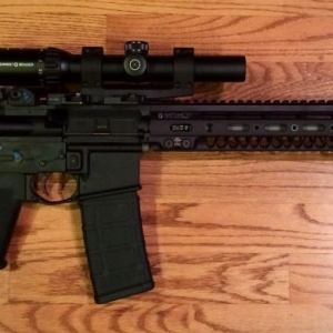 Just finished putting this together for 3gun.